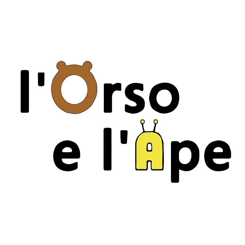 logo hotel L'orso e l'Ape  giulianova