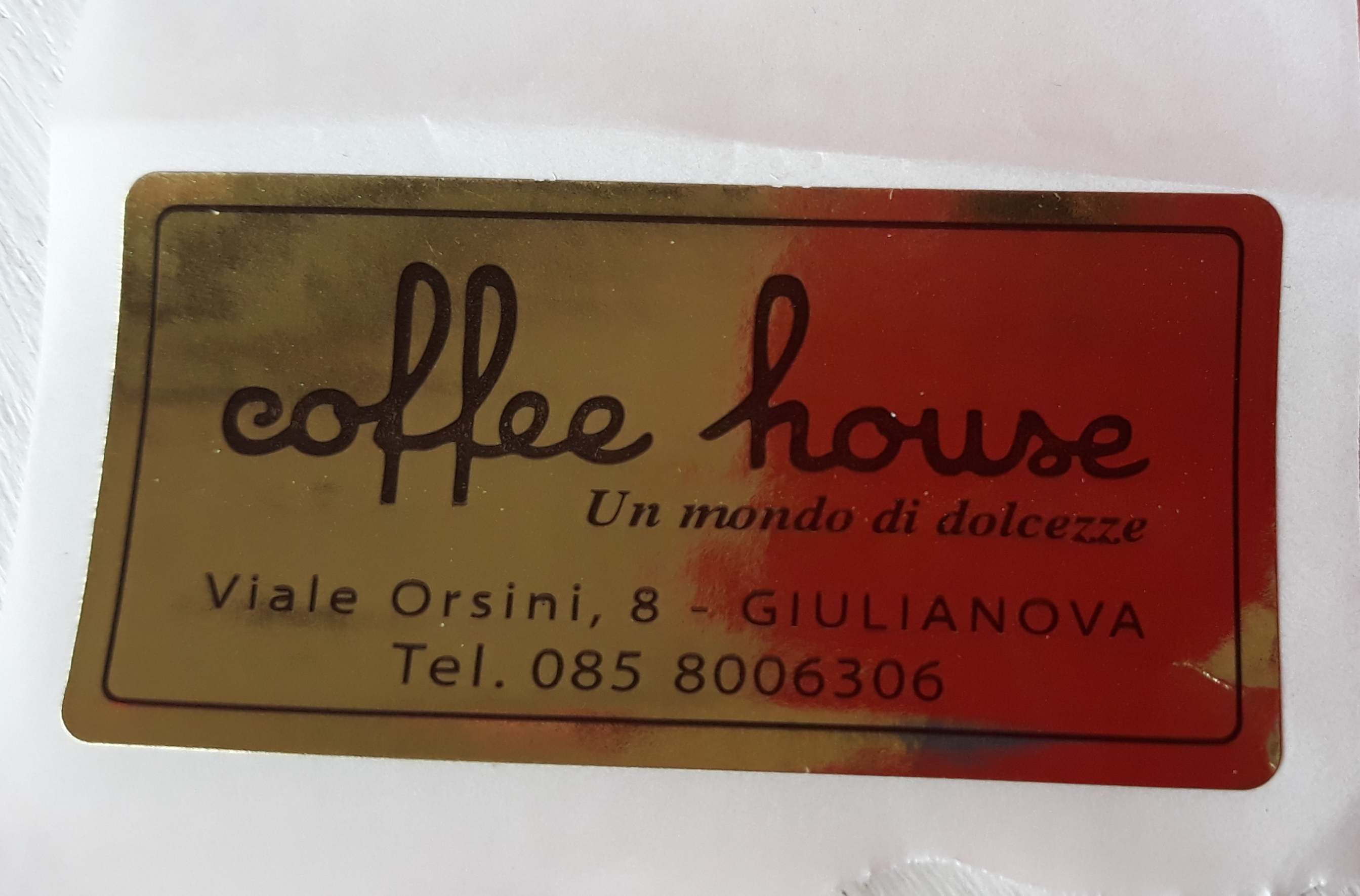 logo Appartamenti Coffee house giulianova