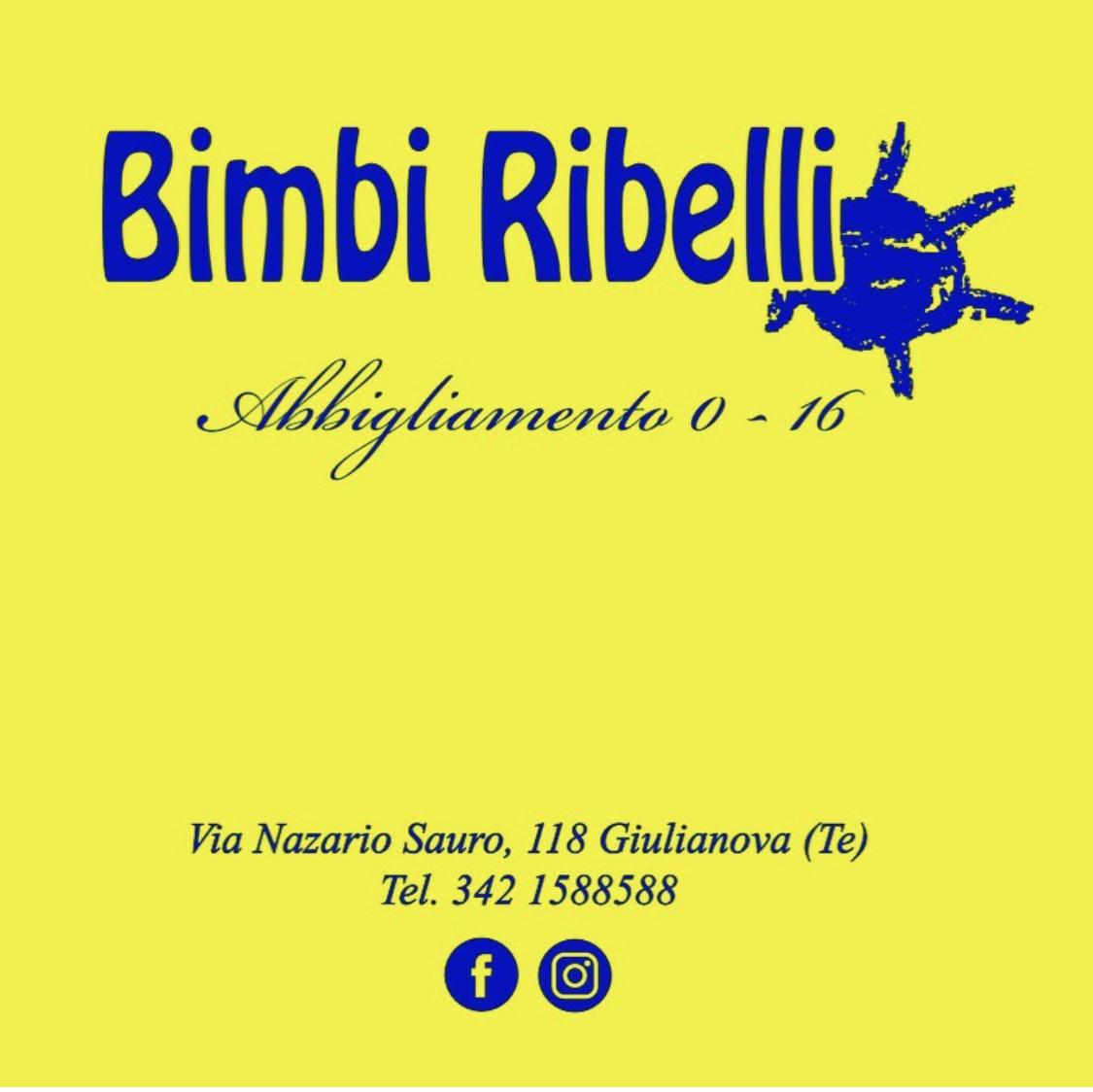 logo Appartamenti Bimbi Ribelli  giulianova